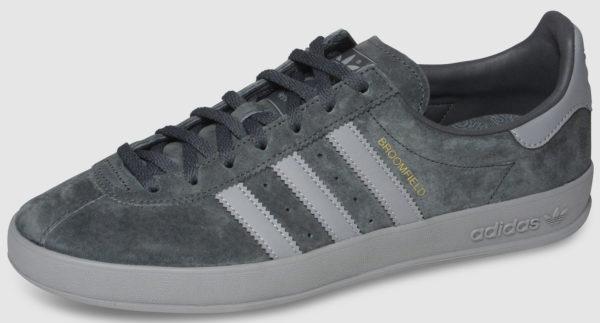 Adidas Originals Broomfield Nubuck - grey