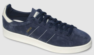 Adidas Originals Campus Leather - trace blue