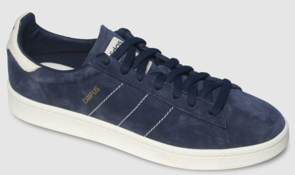 Adidas Originals Campus Leather - trace blue