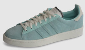Adidas Originals Campus Suede Women - clear mint