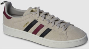 Adidas Originals Campus - beige-black-bordeaux