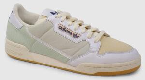 Adidas Originals Continental 80 Canvas Women - pastell stripes