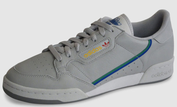 Adidas Originals Continental 80 Leather - grey