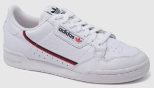 Adidas Originals Continental 80 Leather - white-red-navy