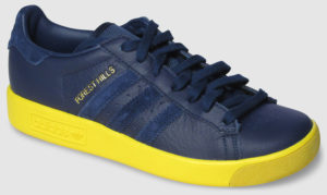 Adidas Originals Forest Hills - indigo-yellow