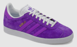 Adidas Originals Gazelle Nubuck Women - purple