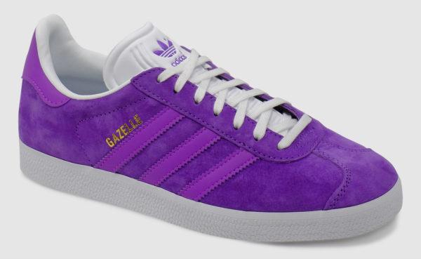 Adidas Originals Gazelle Nubuck Women - purple