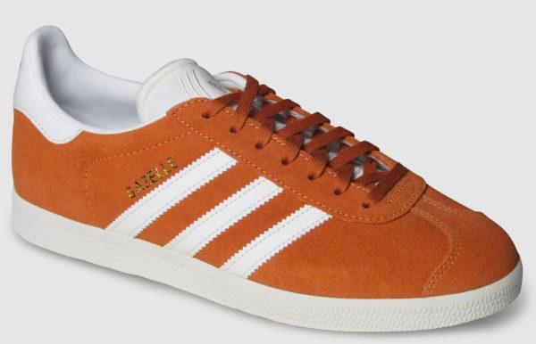 Adidas Originals Gazelle Suede - easy orange