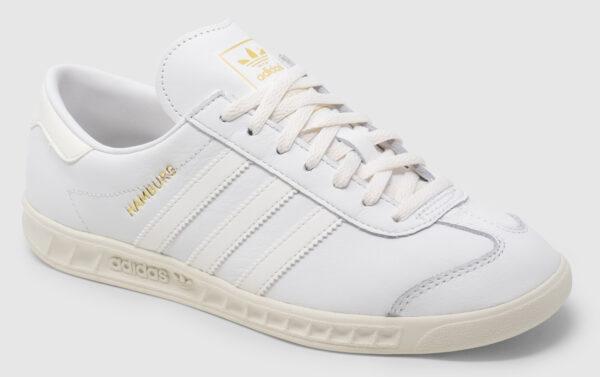 Adidas Originals Hamburg - white