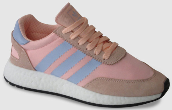 Adidas Originals I-5923 Women - clear orange-light blue