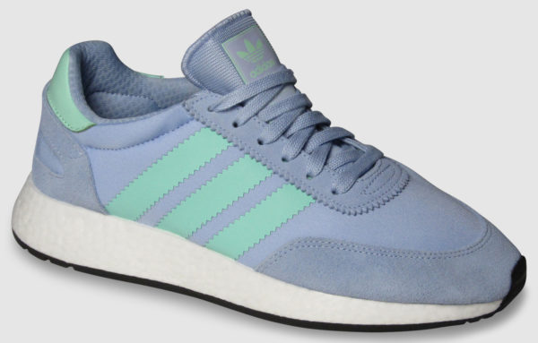 Adidas Originals I-5923 Women - light blue-mint