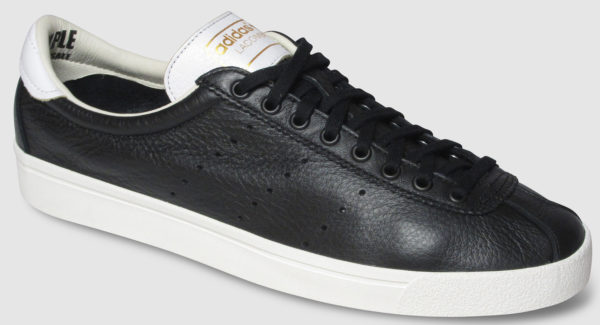 Adidas Originals Lacombe Premium Leather - black-white