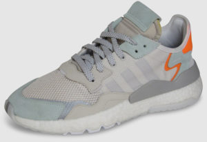 Adidas Originals Nite Jogger Women - raw white-vapour green
