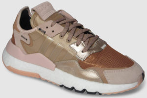 Adidas Originals Nite Jogger  Women - rose gold metallic