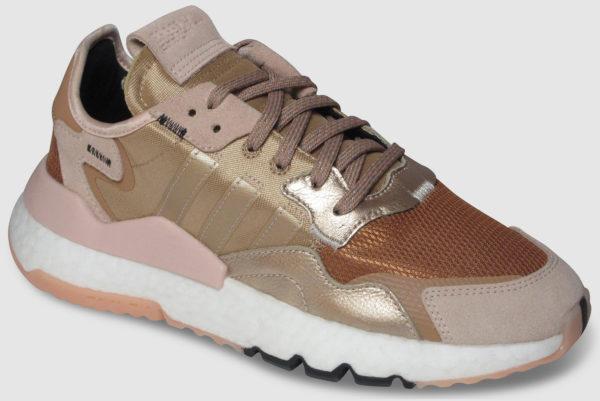 Adidas Originals Nite Jogger  Women - rose gold metallic