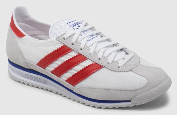 Adidas Originals SL 72 - white-red