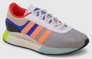 Adidas Originals SL Andridge Leather Women - grey-multi colour