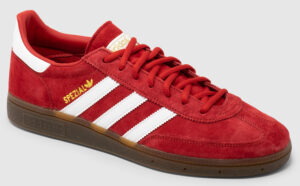Adidas Originals Spezial Suede - red-white