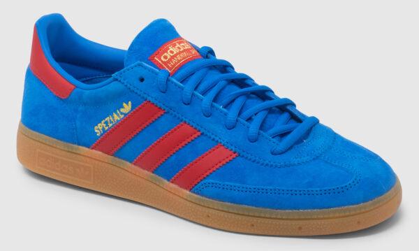 Adidas Originals Spezial - bright blue-red
