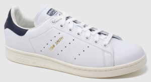 Adidas Originals Stan Smith Premium Leather - white-ink