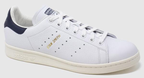 Adidas Originals Stan Smith Premium Leather - white-ink