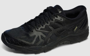 Asics Gel Fujitrabuco Gore-Tex Women - black