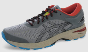 Asics Gel Kayano 25 Re - stone grey