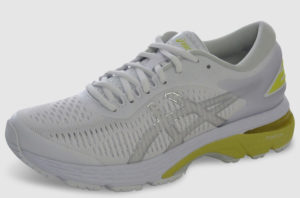 Asics Gel Kayano 25 Women - white-lemon