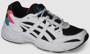 Asics Tiger Gel Bondi Women - black-white-pink