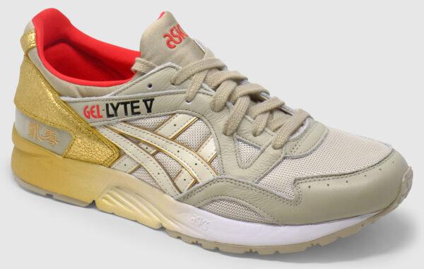 Asics Tiger Gel Lyte V - birch-gold