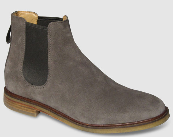 Clarks Clarkdale Gobi Suede - taupe