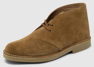 Clarks Desert Boot 2 Suede - cognac
