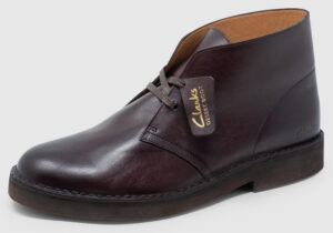 Clarks Originals Desert Boot Leather - brown