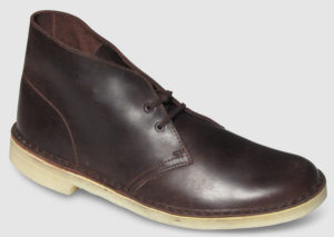 Clarks Originals Desert Boot Leather - chestnut