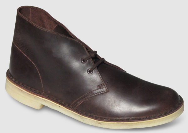 Clarks Originals Desert Boot Leather - chestnut