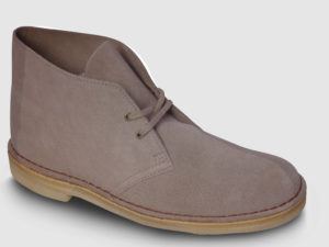 Clarks Originals Desert Boot Suede Women - sand