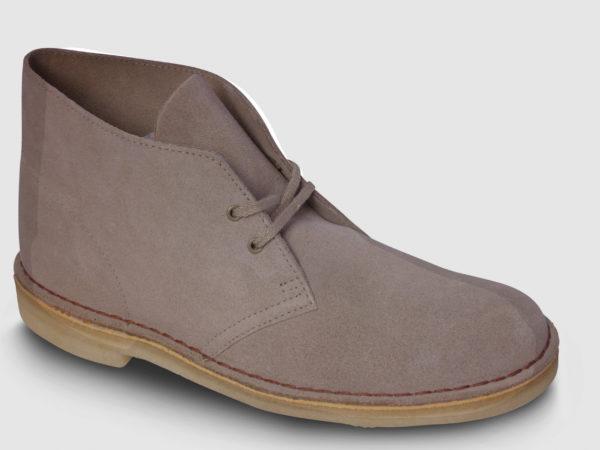 Clarks Originals Desert Boot Suede Women - sand