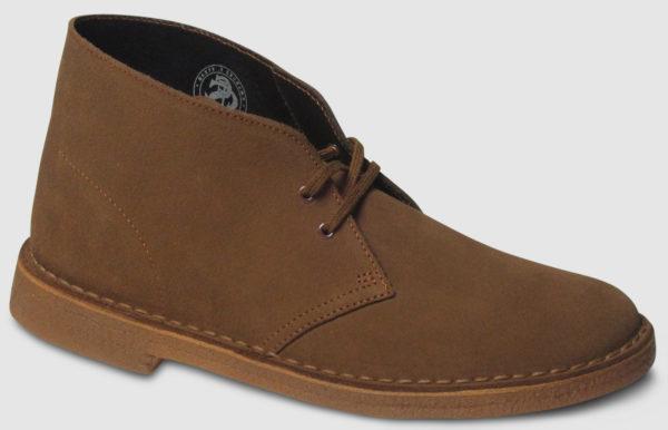 Clarks Originals Desert Boot Suede - cola