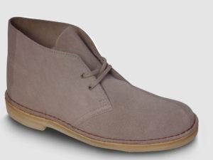 Clarks Originals Desert Boot Suede - sand