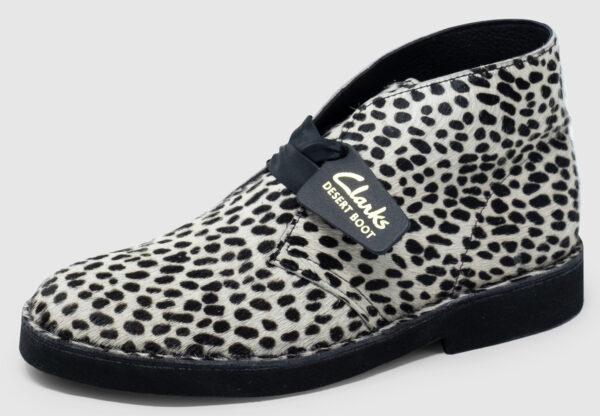 Clarks Desert Boot 2 Women - snow leo