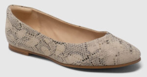 Clarks Grace Piper Leather Women - snake