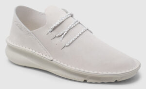 Clarks Origin Suede Women - white