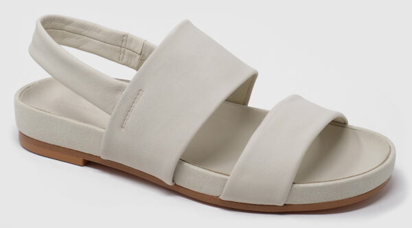 Clarks Pure Strap Leather - white