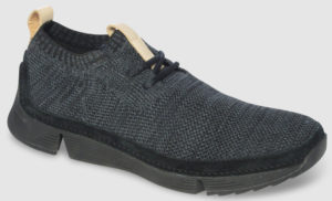 Clarks Tri Native Knitted - black