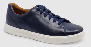 Clarks Un Costa Lace Leather - navy