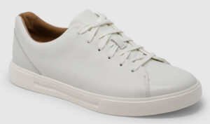 Clarks Un Costa Lace Leather - white
