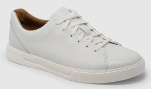 Clarks Un Costa Lace Leather - white