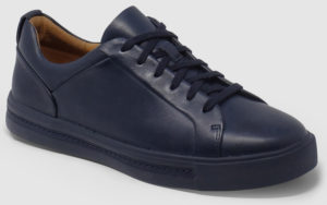 Clarks Un Maui Leather Women - navy