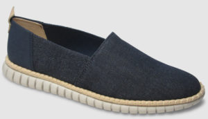 Clarks Verve Canvas - navy