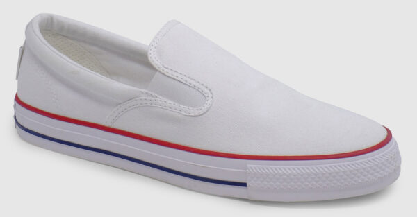 Converse All Star Double Gore Slip - white